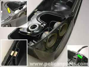 Porsche Boxster Rear Speaker Kit Installation  986  987