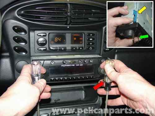 small resolution of porsche boxster rear speaker kit installation 986 987 1997 08 radio wiring diagram 986 porsche car stereo diagram