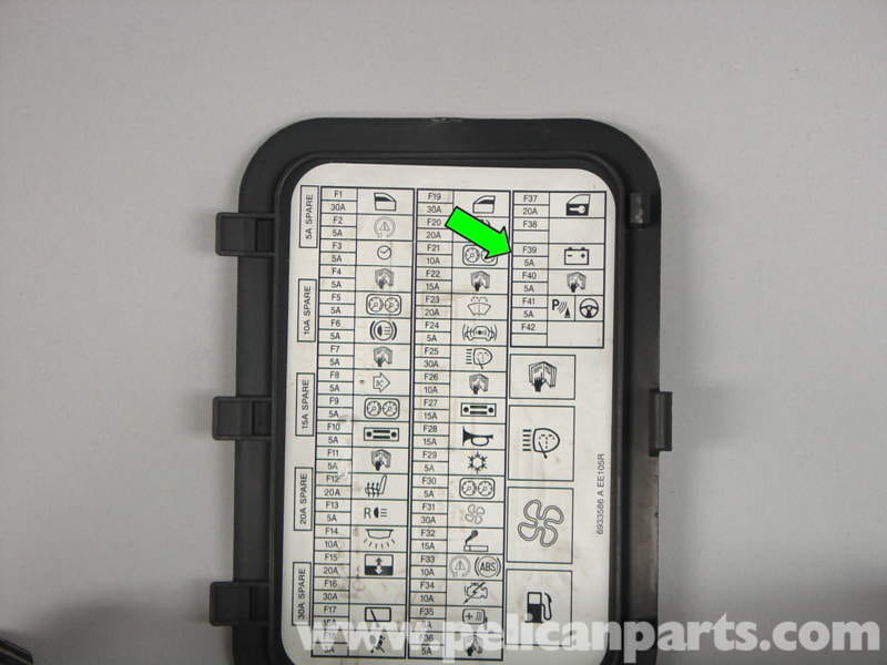 2001 bmw fuse box diagram stages of mitosis and meiosis diagrams mini cooper performance software installation (r50/r52/r53 2001-2006) | pelican parts diy ...