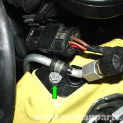Water Heater Upper Thermostat Wiring Diagram 2005 Ford F150 Xlt Radio Mini Cooper Coolant Change (r50/r52/r53 2001-2006) | Pelican Parts Diy Maintenance Article