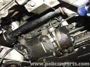 MINI Cooper Power Steering Pump Replacement (R50R52R53