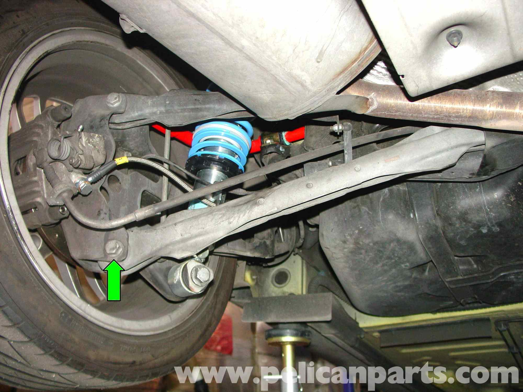 hight resolution of mini cooper adjustable rear control arm installation r50 2005 mini cooper s wiring diagram 2005 mini