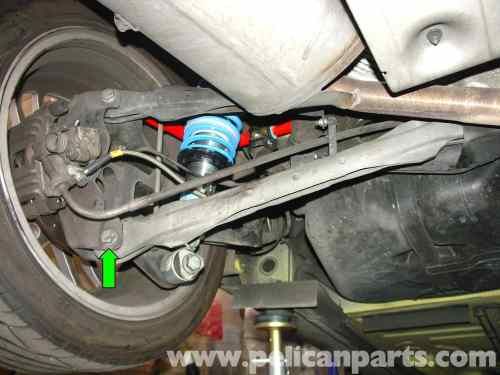 small resolution of mini cooper adjustable rear control arm installation r50 2005 mini cooper s wiring diagram 2005 mini