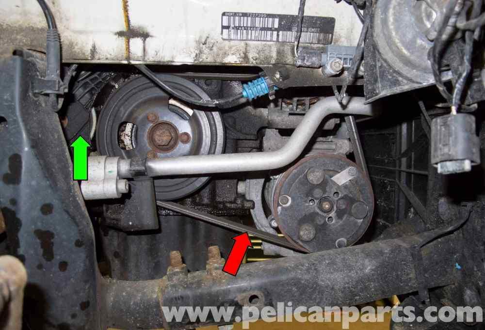 medium resolution of mini cooper r56 drive belt replacement 2007 2011 pelican parts rh pelicanparts com 2007 mini cooper
