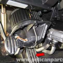 Blower Motor Resistor Wiring Diagram Valeo Alternator Regulator Mini Cooper R56 Replacement (2007-2011) | Pelican Parts Diy Maintenance Article