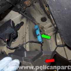 4 Way Circuit Wiring Diagram 2000 Volkswagen Golf Radio Mini Cooper R56 Wheel Speed Sensor Testing (2007-2011) | Pelican Parts Diy Maintenance Article