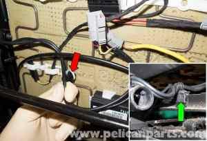 MINI Cooper R56 Front Seat Belt Buckle Replacement (20072011)   Pelican Parts DIY Maintenance