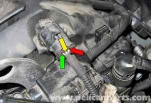 MINI Cooper R56 Camshaft Position Sensor Replacement (2007