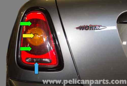 small resolution of mini cooper brake light wiring wiring diagram centre mini cooper r56 taillight replacement 2007 2011