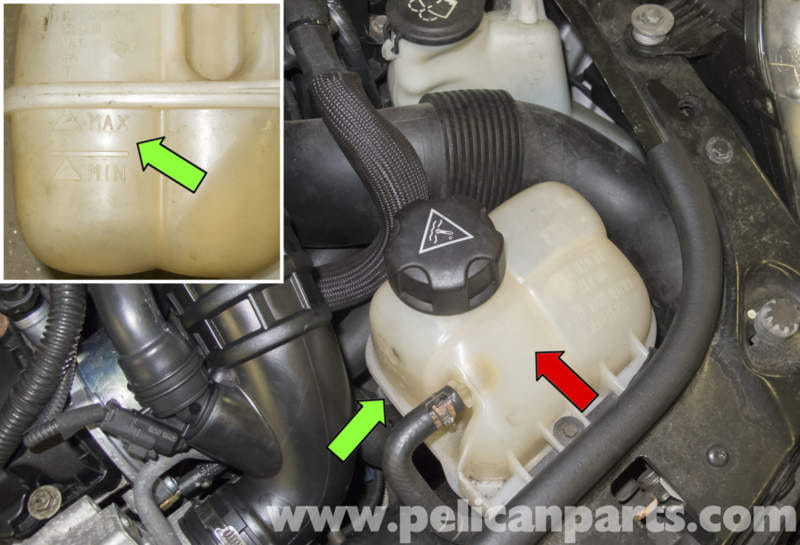 Mini Cooper Engine Coolant System