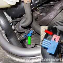 O2 Sensor Heater Gm Cs144 Alternator Wiring Diagram Mini Cooper R56 Turbocharged Engine Oxygen Replacement (2007-2011) | Pelican Parts Diy ...