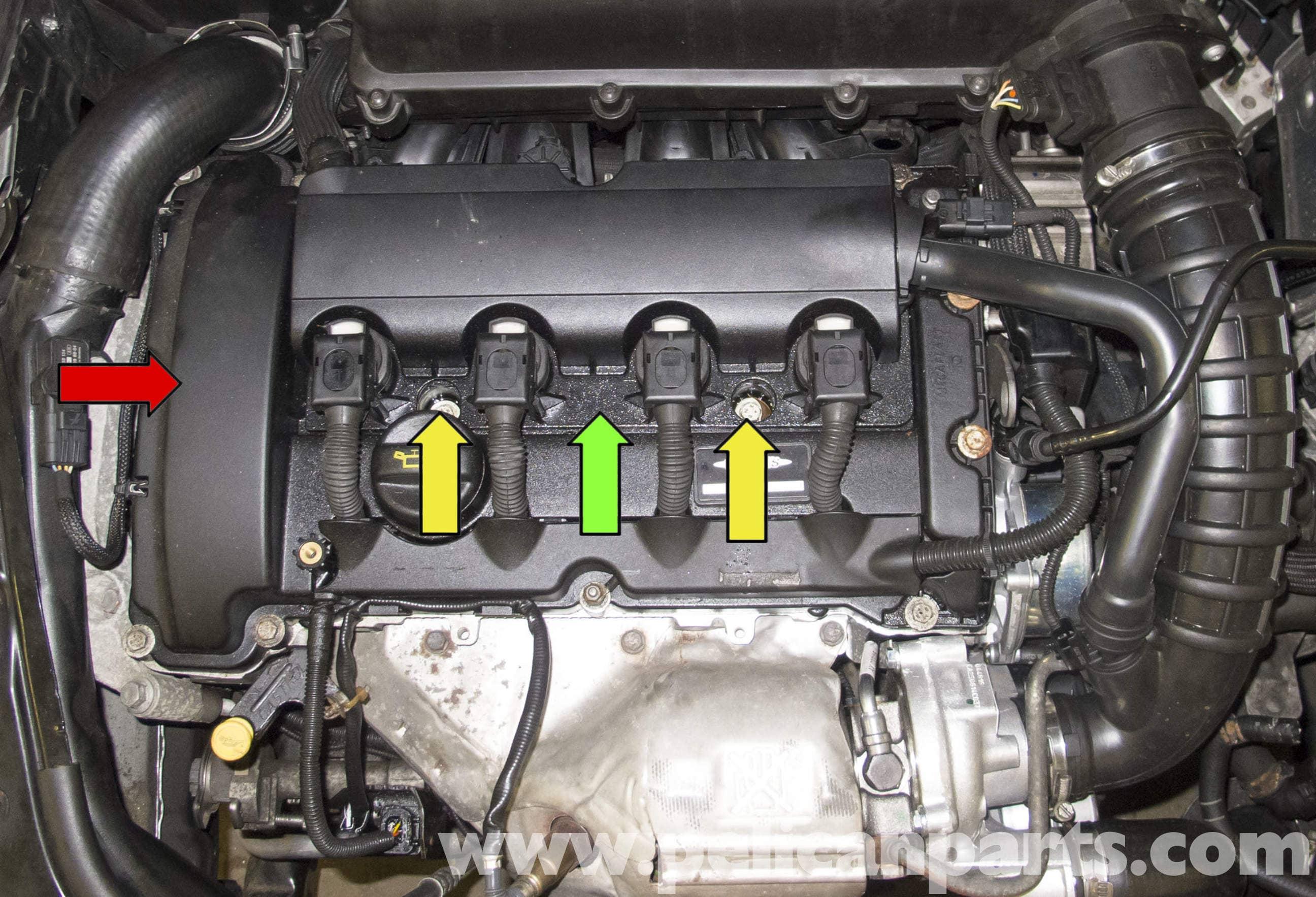 Ford 1600 Starter Wiring Diagram Mini Cooper R56 Oil Leak Diagnosis 2007 2011 Pelican