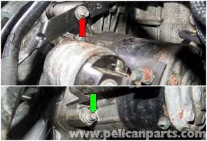 MINI Cooper R56 Starter Replacement (20072011) | Pelican Parts DIY Maintenance Article
