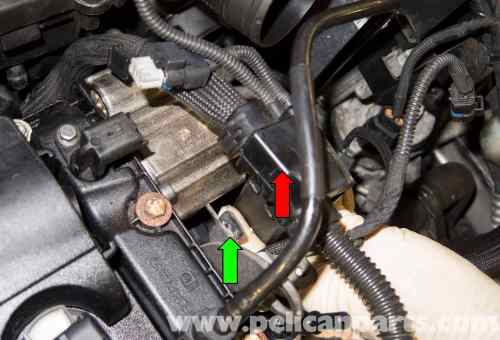 small resolution of mini cooper r56 coolant temperature and oil pressure ford escape coolant diagram 2008 mini cooper coolant