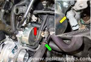MINI Cooper R56 Coolant Temperature and Oil Pressure
