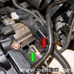 Vtec Oil Pressure Switch Wiring Diagram Ezgo Marathon Mini Cooper R56 Turbocharged Engine Thermostat Replacement (2007-2011) | Pelican Parts Diy ...