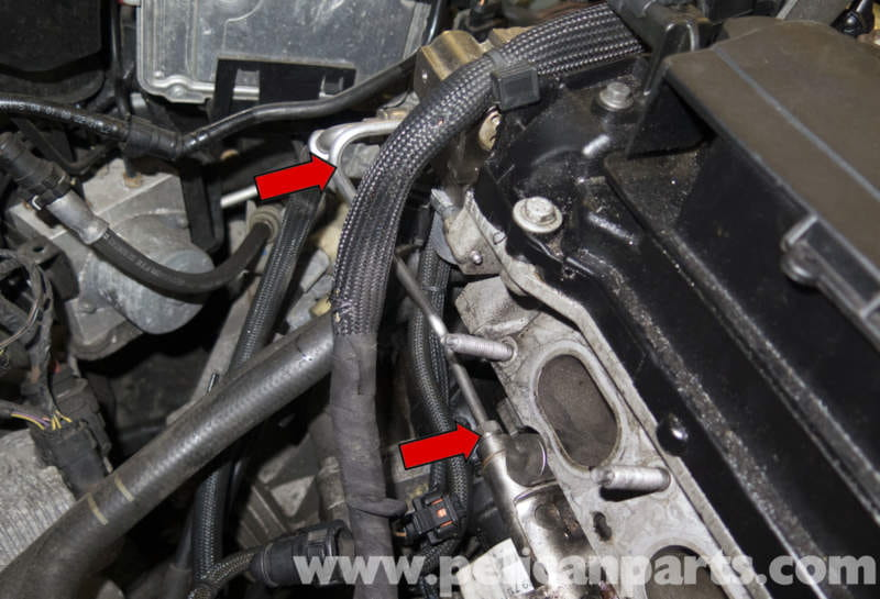 Li Engine Diagram Mini Cooper R56 Turbocharged Engine Fuel Injector