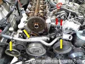 MercedesBenz 190E Head Gasket Replacement | W201 1987