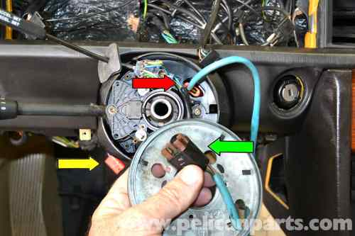small resolution of wiring diagram 1987 mercedes benz 420sel wiring library mercedes benz 190e steering wheel removal and replacement