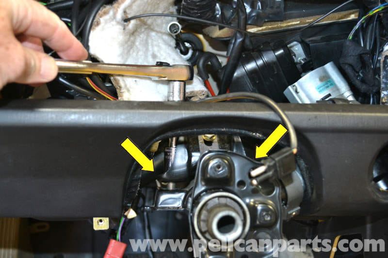 2006 Vw Jetta Driver Door Wiring Harness Mercedes Benz 190e Ignition Switch And Lock Replacement