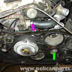 2001 Ford Windstar Serpentine Belt Diagram Mains Powered Smoke Alarm Wiring Uk Mercedes-benz W210 Replacement (1996-03) E320, E420 | Pelican Parts Diy ...