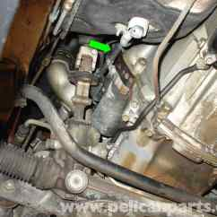 2005 Chevy Cobalt Starter Wiring Diagram Ford Taurus 2006 Radio Mercedes-benz W210 Crankshaft Position Sensor Replacement (1996-03) E320, E420 | Pelican Parts ...