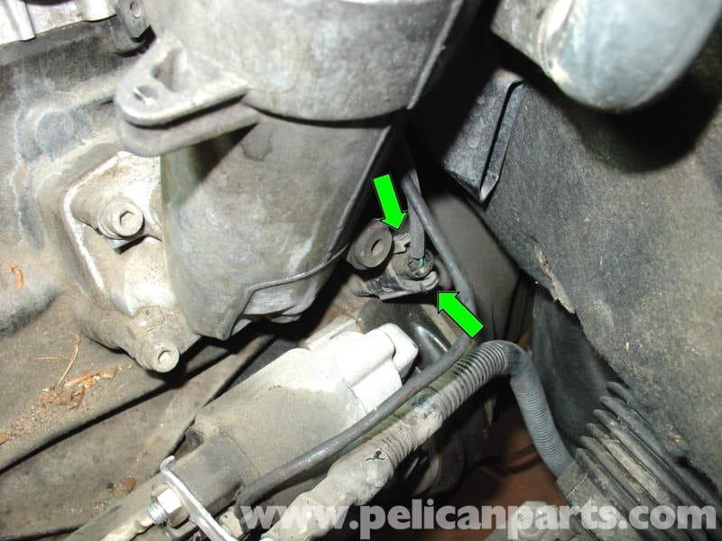 Isuzu Npr Abs Wiring Diagram Mercedes Benz W210 Crankshaft Position Sensor Replacement