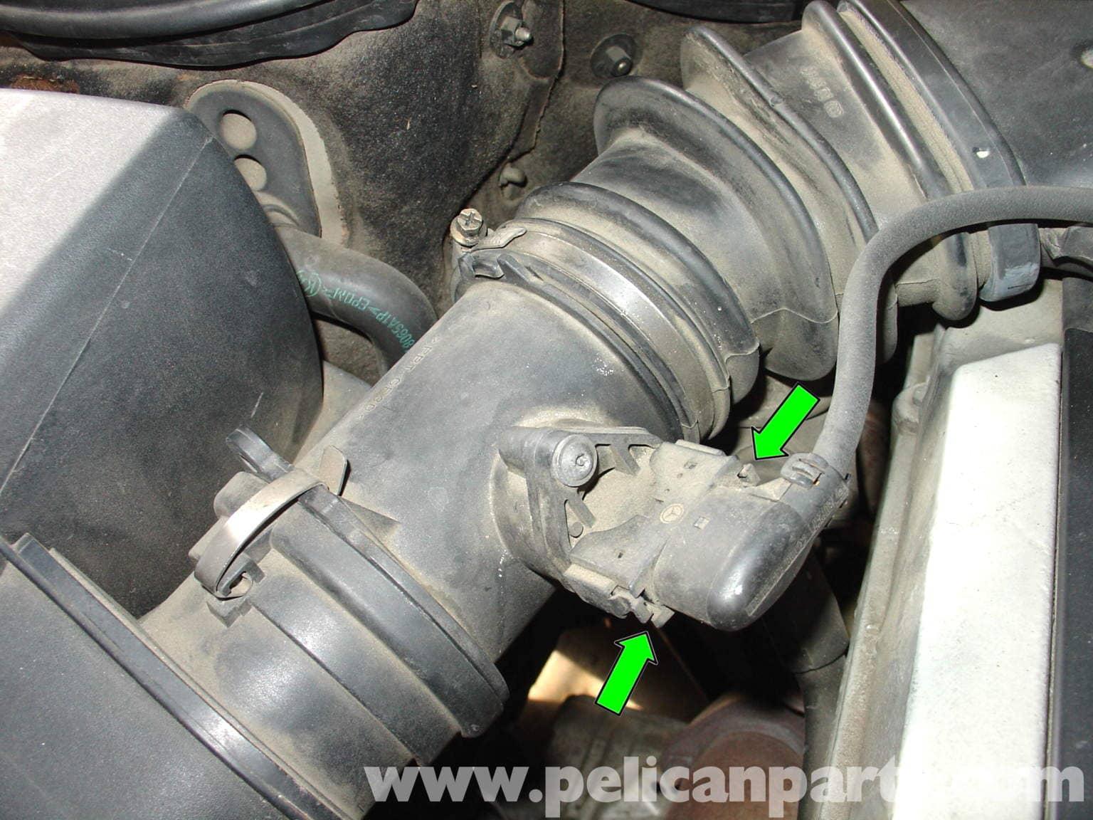 Amp Wiring Diagram 2011 Camaro Mercedes Benz W210 Fixing Common Vacuum Leaks 1996 03