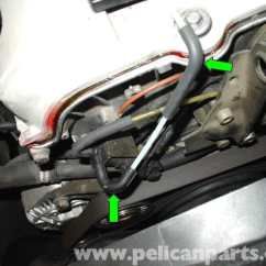 W124 E220 Wiring Diagram Massey Ferguson 245 Parts Mercedes-benz W210 Fixing Common Vacuum Leaks (1996-03) E320, E420   Pelican Diy ...