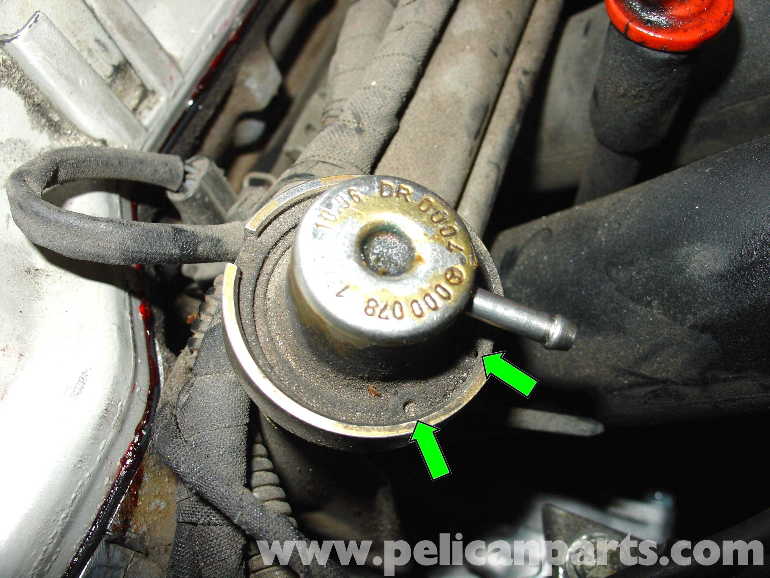 Fuse Diagram Mercedes Benz W210 Fuel Pressure Regulator Replacement