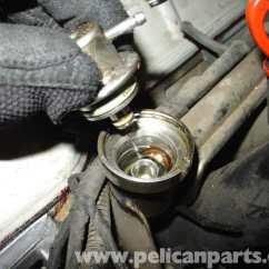 Ml320 Engine Diagram Mictuning Push Switch Wiring Mercedes-benz W210 Fuel Pressure Regulator Replacement (1996-03) E320, E420 | Pelican Parts Diy ...