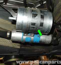 large image extra large image mercedes benz w210 fuel filter replacement  [ 2592 x 1944 Pixel ]