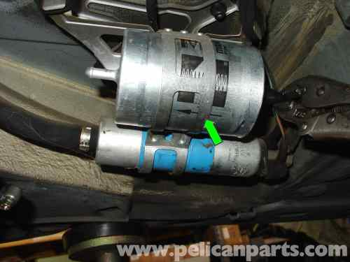 small resolution of mercedes benz w210 fuel filter replacement 1996 03 e320 e420large image extra large