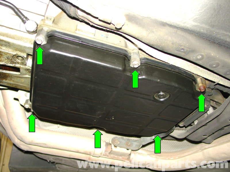 380sl Fuel Filter Mercedes Benz Automatic Transmission Fluid Change W210