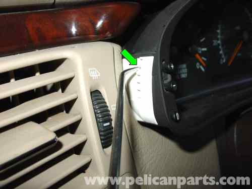 small resolution of  pic02 mercedes benz w210 instrument cluster bulb replacement 1996 03 1996 mercedes s320 at cita