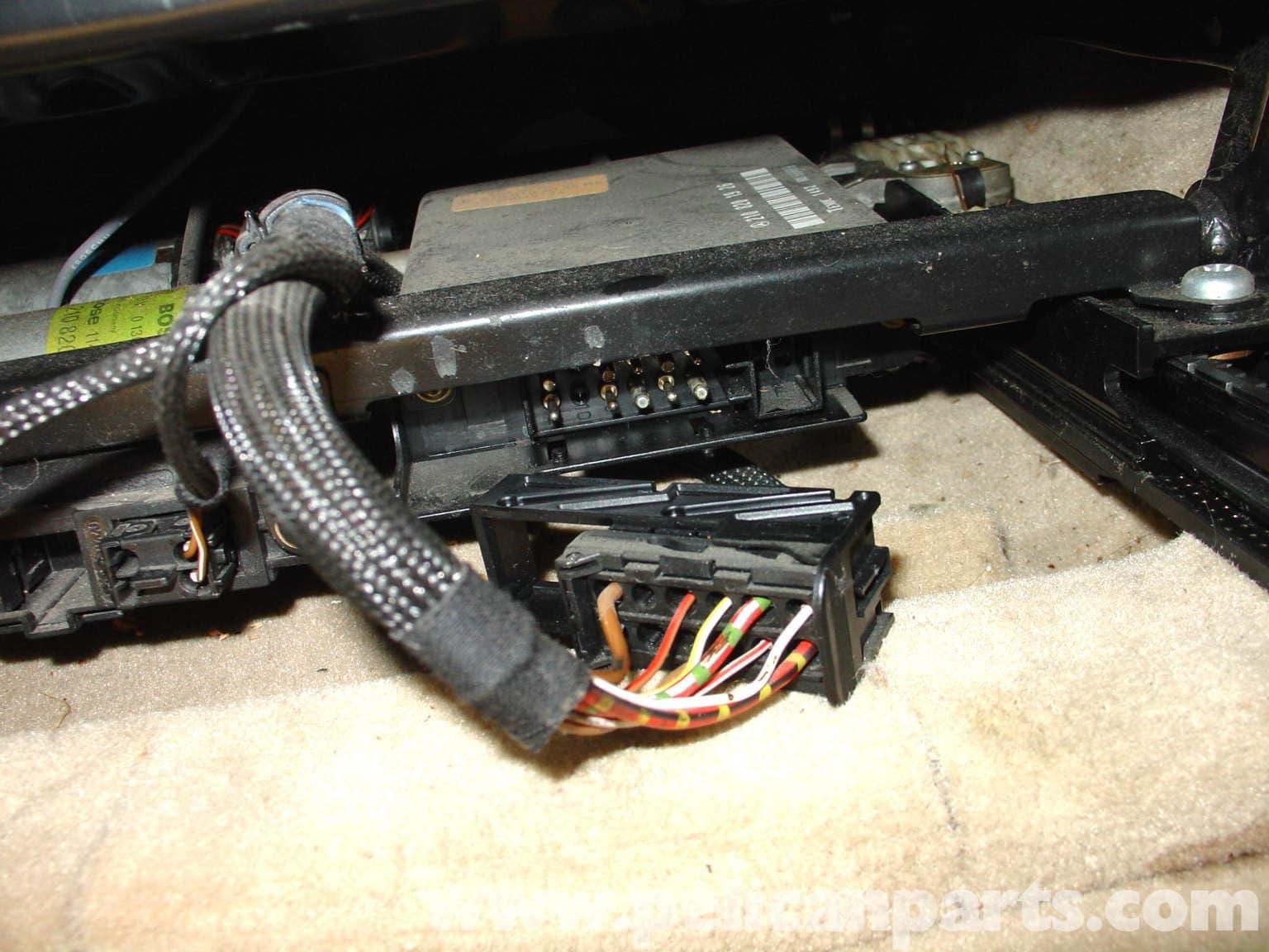 ecu wiring diagram mercedes airbag suspension mercedes-benz w210 brake bleeding (1996-03) e320, e420 | pelican parts diy maintenance article