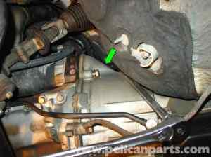 MercedesBenz W210 Starter Replacement (199603) E320