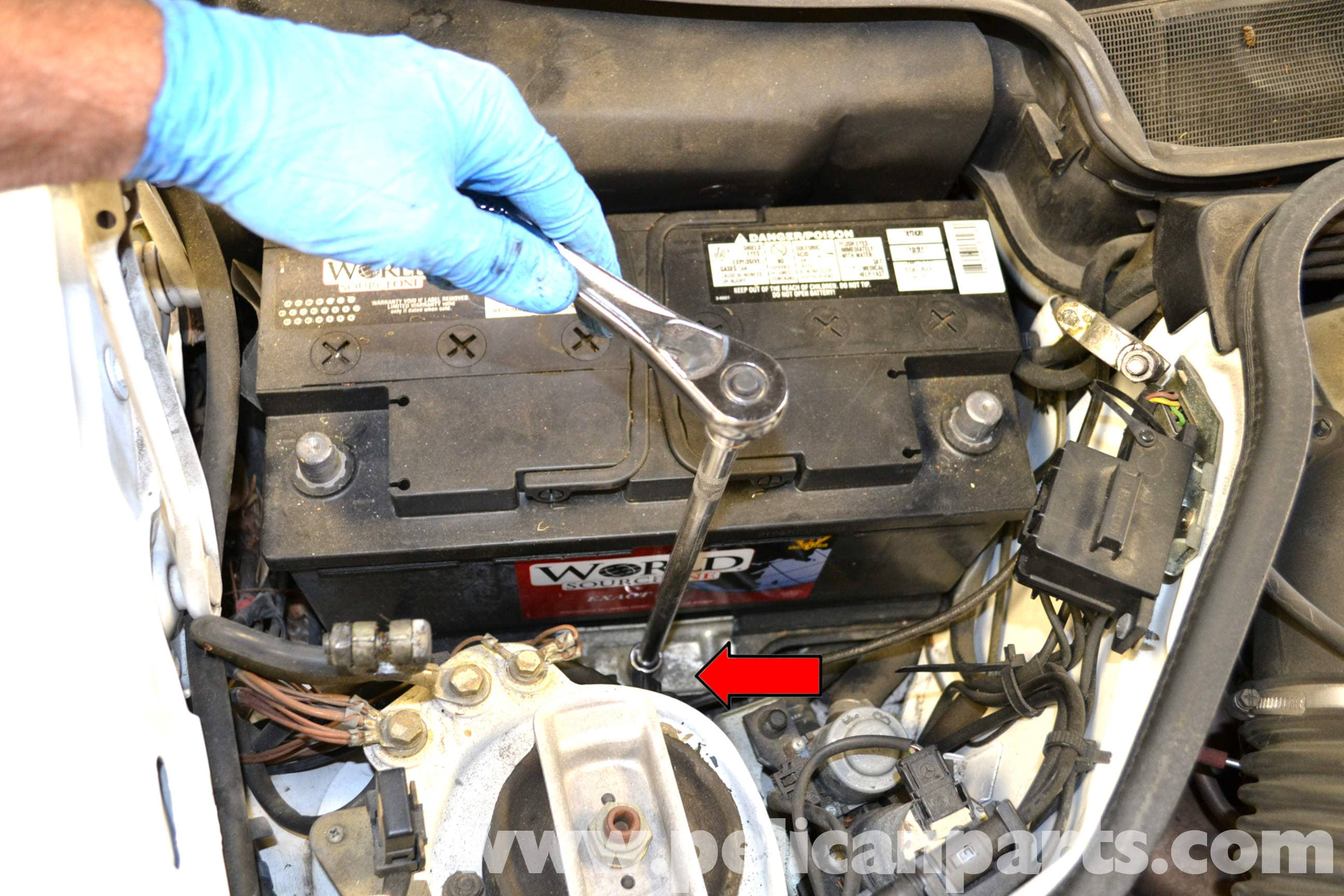 Honda Civic Fuse Box Mercedes Benz W124 Battery Connection Notes And