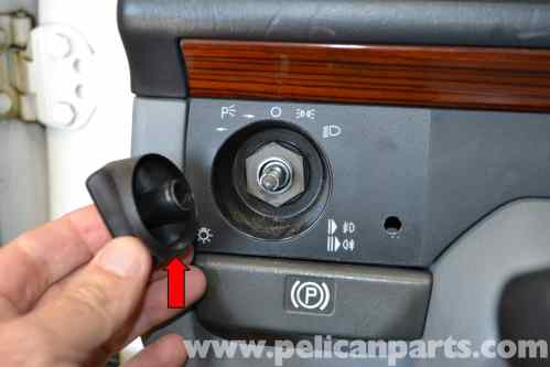small resolution of mercedes benz w124 lower dash removal 1986 1995 e class pelican w124 fuse box removal large