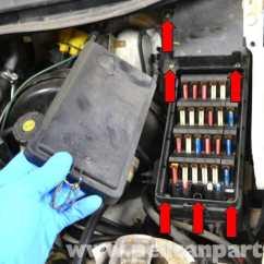 Mercedes Sprinter Wiring Diagram 2005 Dodge Dakota Parts Mercedes-benz W124 Outside Air Temperature Sensor Replacement | 1986-1995 E-class Pelican ...