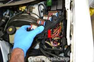 MercedesBenz W124 Outside Air Temperature Sensor