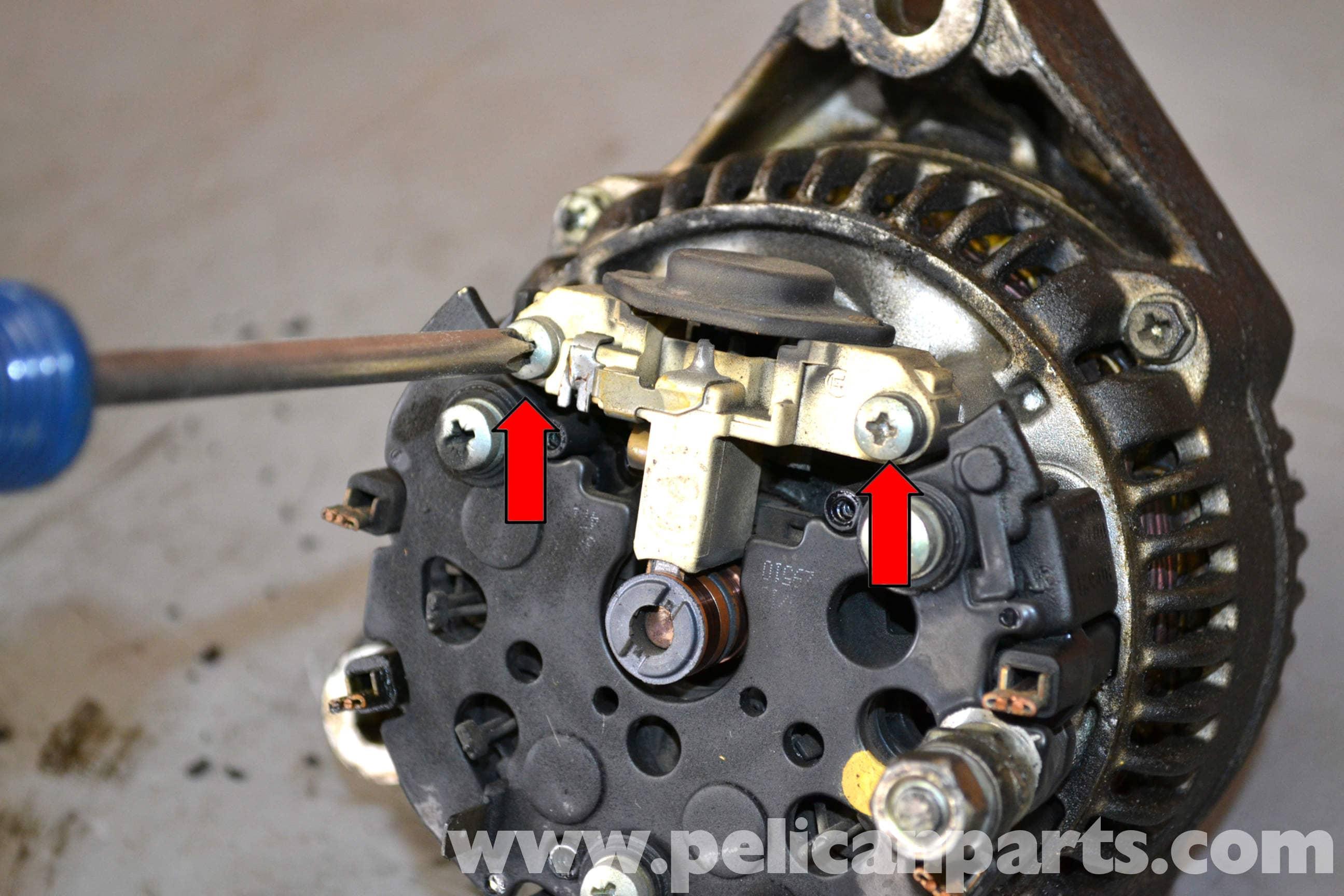 mercedes benz w124 230e wiring diagram 2002 mitsubishi galant engine voltage regulator replacement 1986