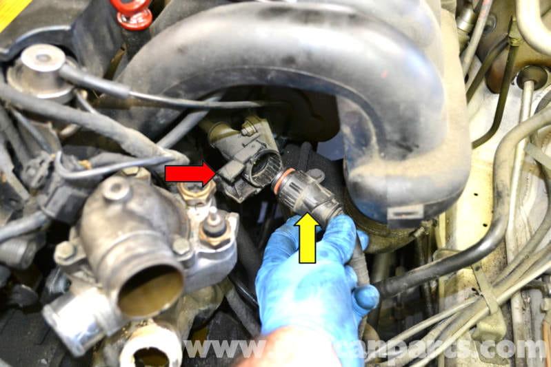 1995 Mercedes E320 Engine Wiring Harness W124 Wiring Harness