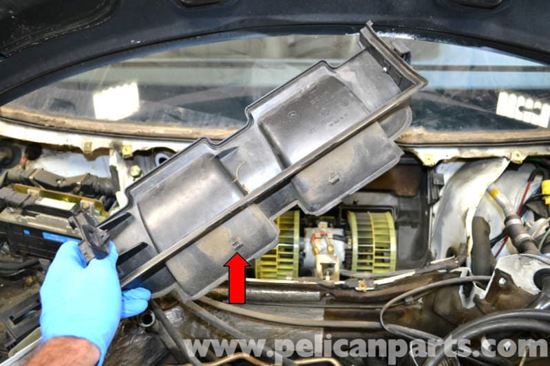 Ac Blower Motor Wiring Mercedes Benz W124 Blower Motor Replacement 1986 1995 E