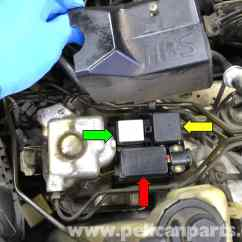 Mercedes W124 Abs Wiring Diagram Cat 5e Vs 6 Benz Relay And Pump Replacement 1986 1995 E Large Image Extra