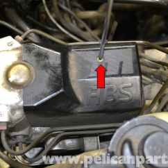 Mercedes W124 Abs Wiring Diagram 1 Gang 2 Way Switch Benz Relay And Pump Replacement 1986