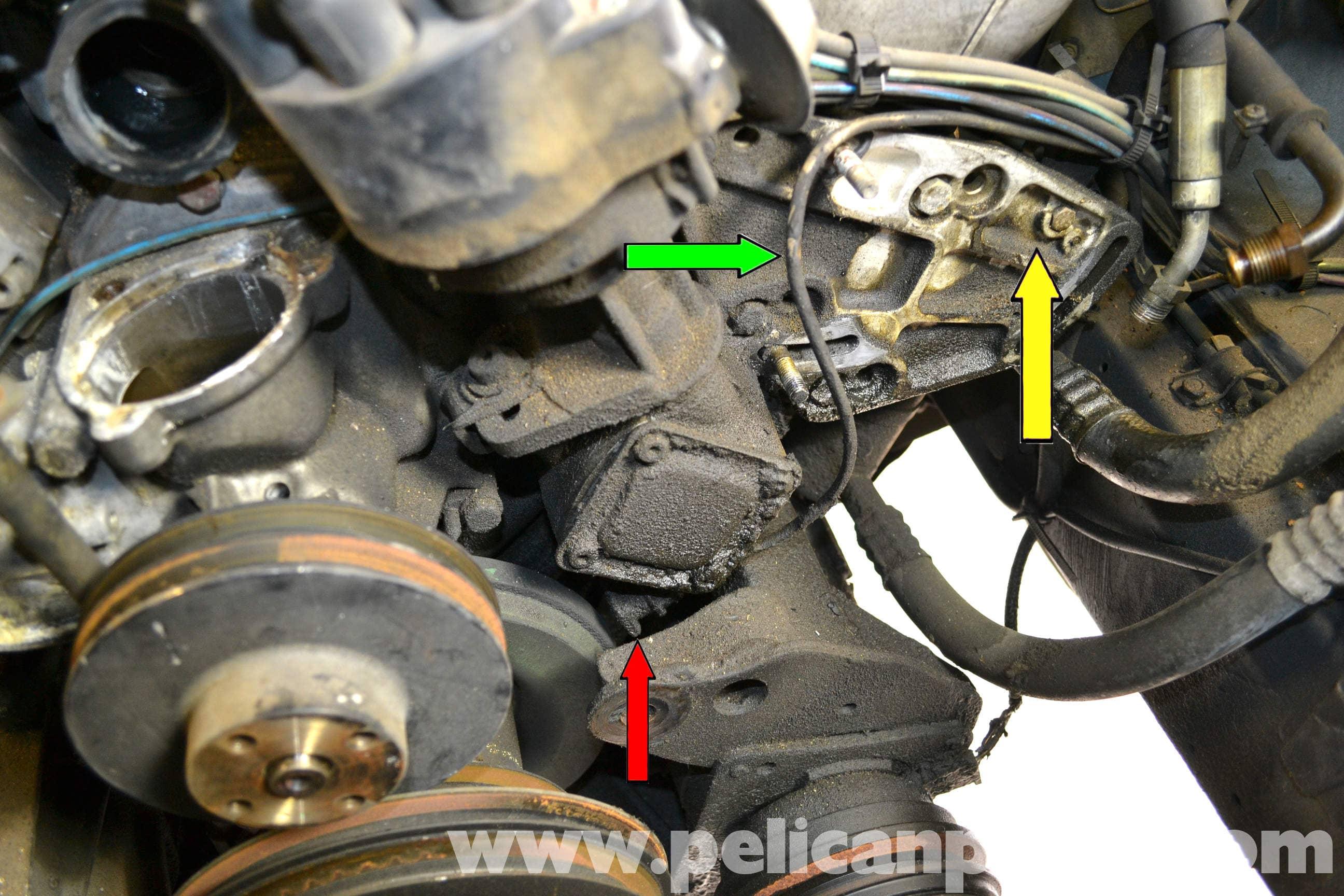 2003 Honda Rancher Wiring Diagram Mercedes Benz W126 Top Dead Center Sensor Replacement
