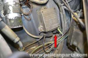 MercedesBenz W126 Distributor Replacement   19811991 SClass   Pelican Parts DIY Maintenance