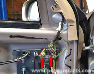 MercedesBenz W203 Exterior Mirror Replacement  (2001