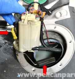 large image extra large image mercedes benz w203 fuel pump  [ 2592 x 1728 Pixel ]